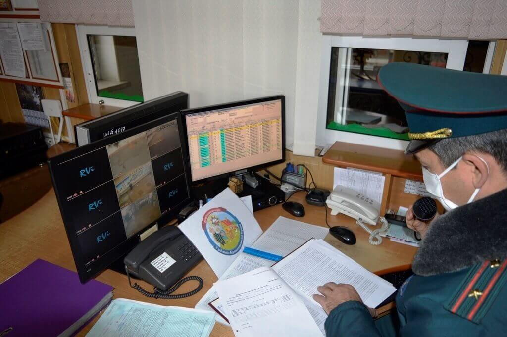 Работа в громкую МЧС г. Барановичи