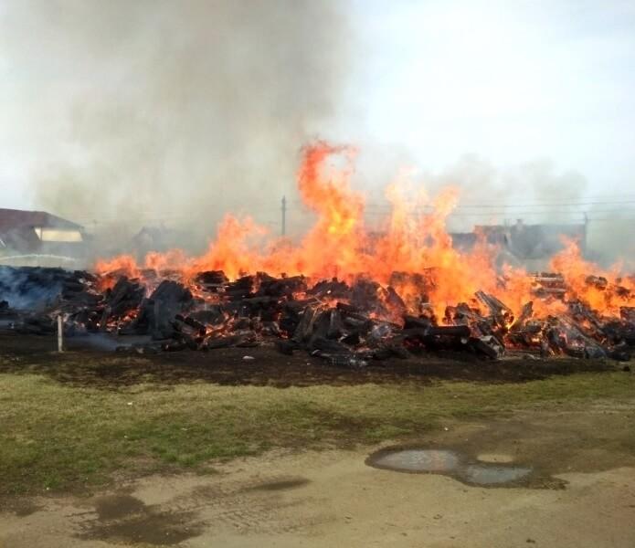 Пожары Барановичи