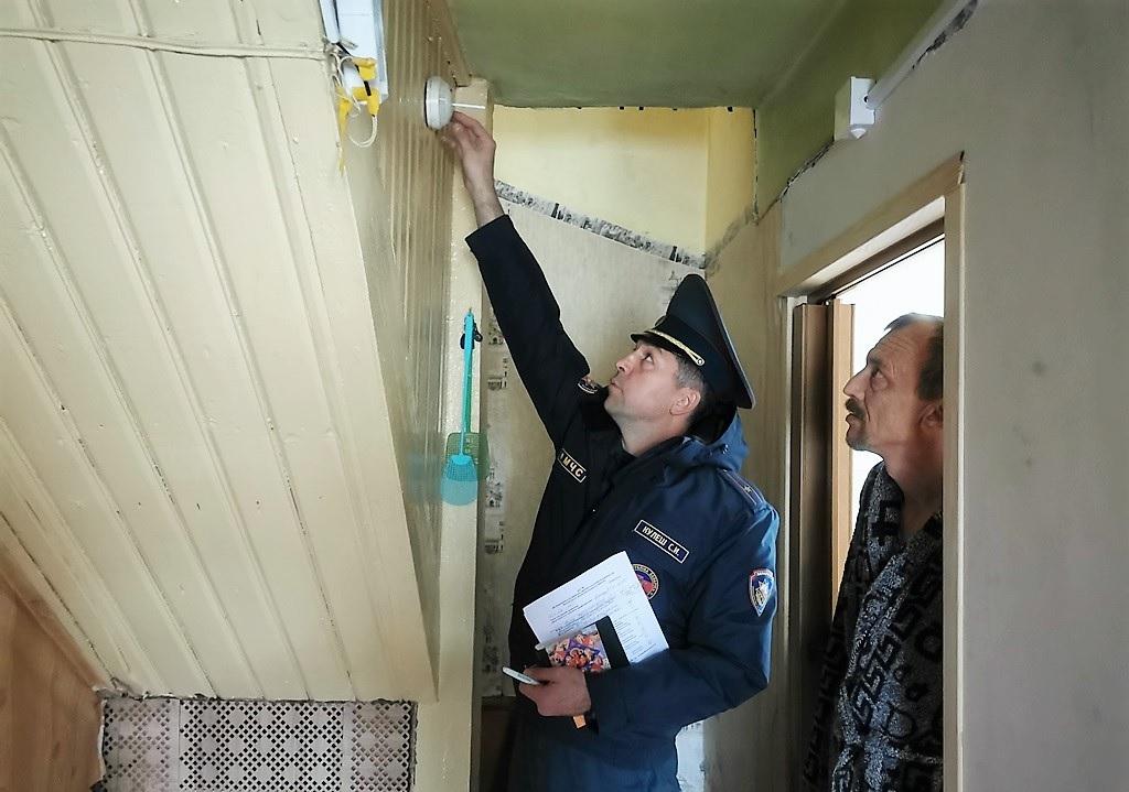Профилактическая работа с населением Барановичский район