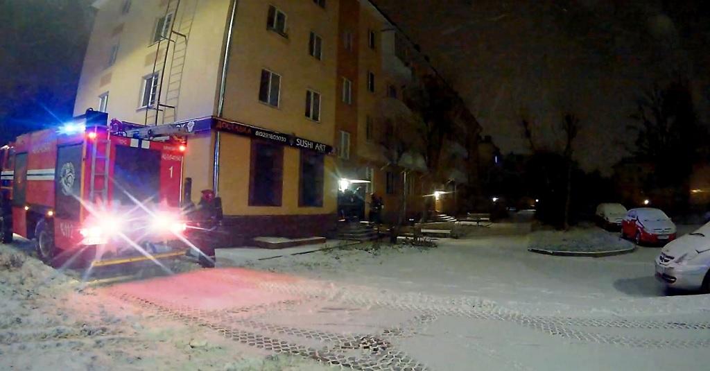 Спасли человека Комсомольская, 15 Барановичи