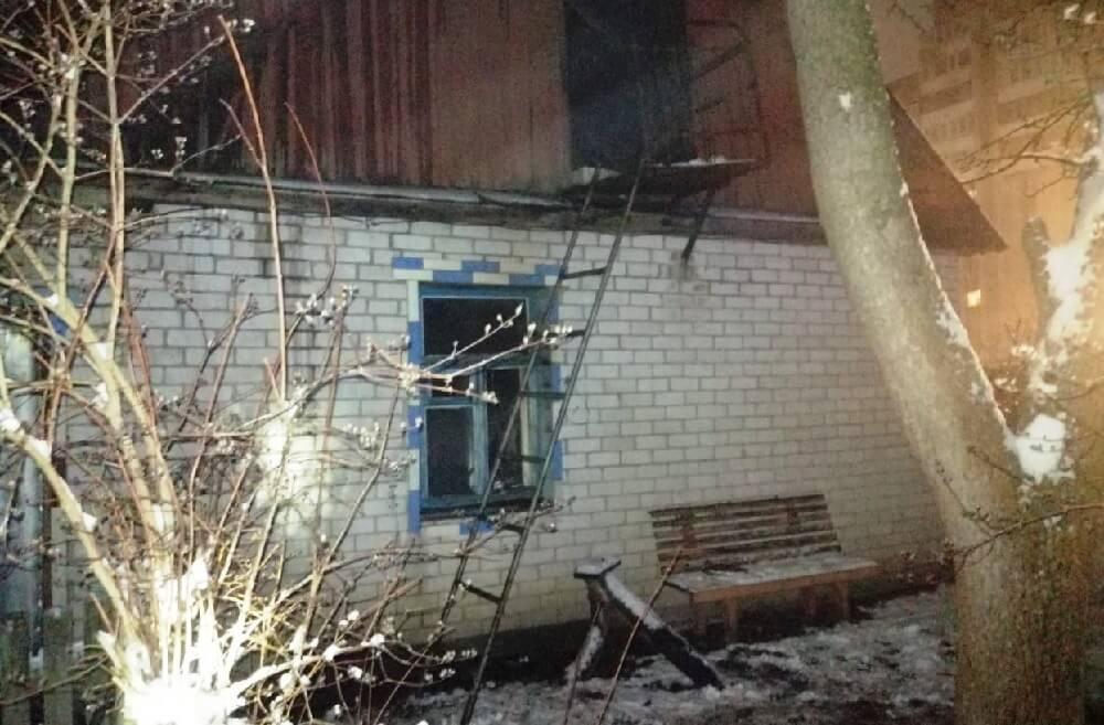 Пожар с гибелью Брестская Барановичи
