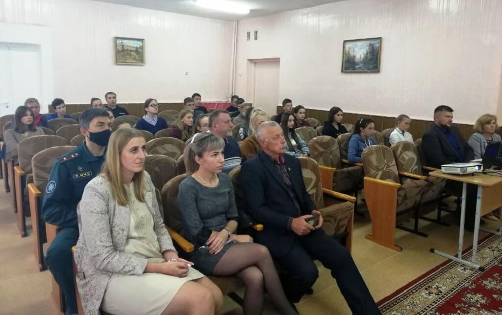 С заботой о пожилых Крощин, Полонка МЧС Барановичи