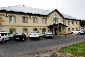 Гостиничный комплекс Славянская хата  в Барановичах=