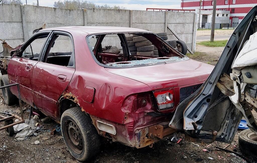 Автомобиль на металлолом Барановичи