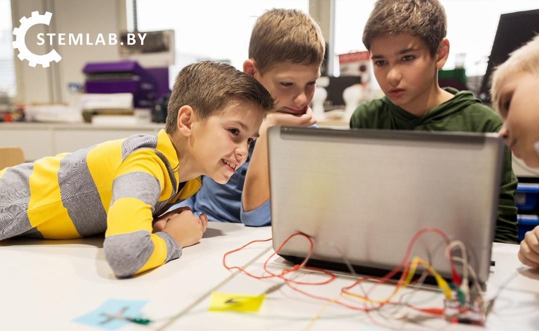 Осенние IT-каникулы в Стемлаб Барановичи