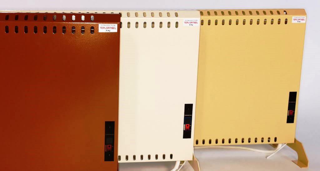 Купить электрический конвектор с двойным электронным контролем температуры