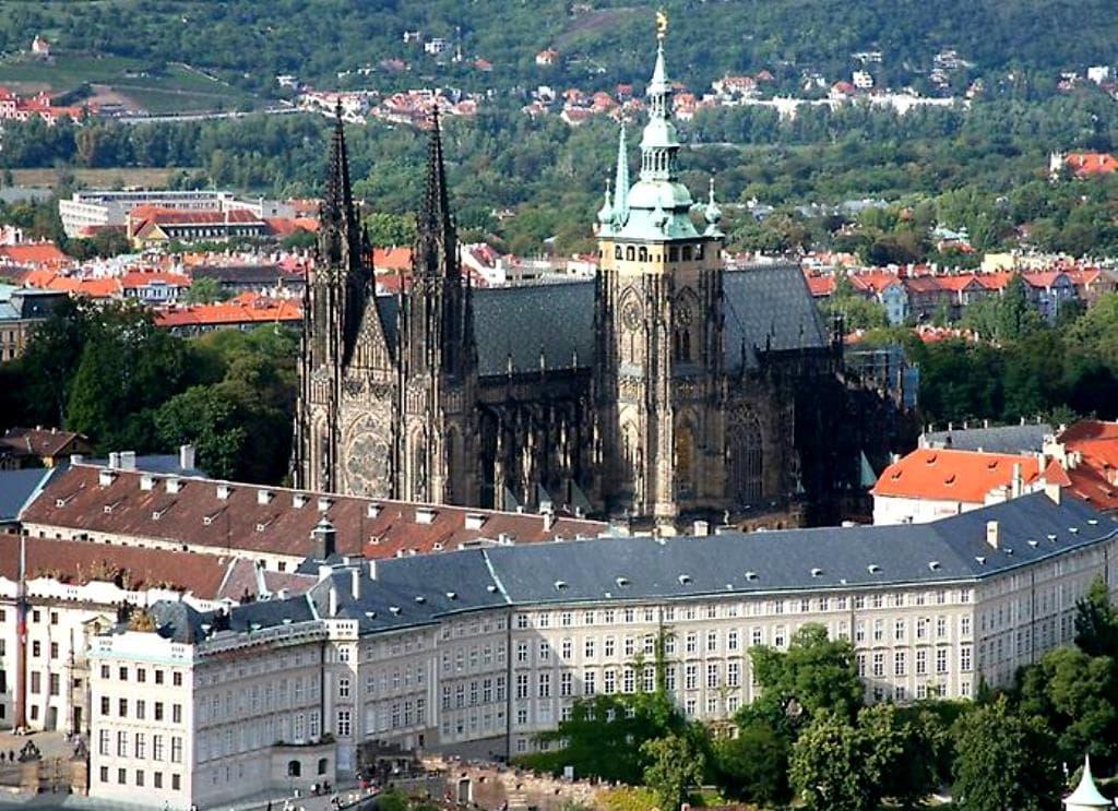 Неоготические замки в Праге Профрекрутингцентр