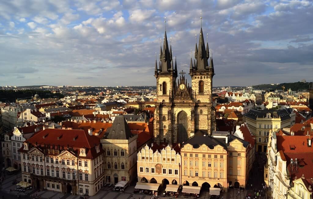 Чехия закрыла границы для иностранцев Профрекрутингцентр
